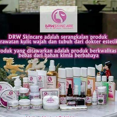Harga Produk Drw Skincare Terbaru 2018